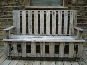gartenbank selber bauen ⋆ die holzbank für den garten, Garten und Bauen