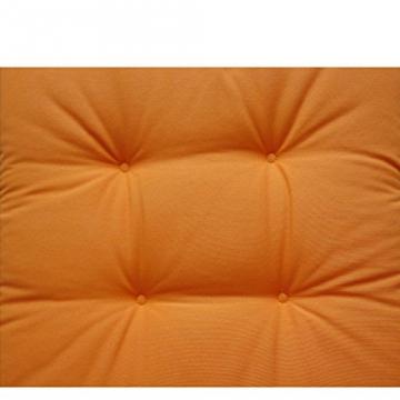 indoba® IND-70408-AUGB2 - Serie Relax - Gartenbank Auflage - Orange - 2